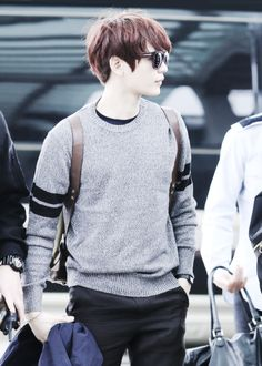 Minho ♥ Airport Fashion ♥ #SHINee