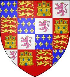 John of Gaunt - Castilian Arms