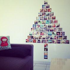 Christmas Tree made of pola!
