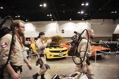 Denver Comic Con May 2015