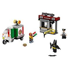 LEGO Batman Scarecrow Special Delivery Vehicle Building Toy: Lego: Amazon.co.uk: Toys & Games