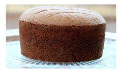 Pão de Ló de chocolate! Uma receita deliciosa que deixa qualquer pessoa com água na boca!   Receitas Para Todos os Gostos