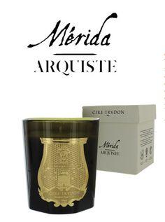 m rida arquiste cire trudon a invit arquiste parfumeur cr er une senteur unique pour l. Black Bedroom Furniture Sets. Home Design Ideas