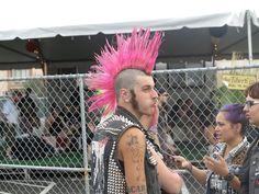 Les meilleures crêtes du Punk Rock Bowling festival | NOISEY
