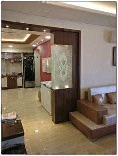 Partition Living Room Design