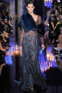 Elie Saab: The Designer Who Embodies Best A New Year's Eve Dress