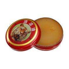 Chinese Tiger Muscle Massager Relax Essential Oil Magic Balm Refresh Influenza Treatment Cold Headache Dizziness