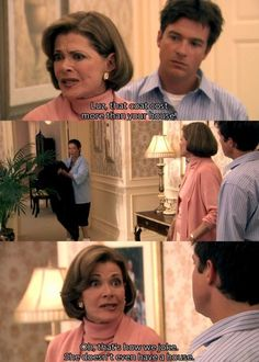 arrested development - love that show Arrested Development Quotes, Best Tv, The Best, Best Ab Workout, Losing Everything, Great Tv Shows, One Liner, Music Tv, Best Shows Ever