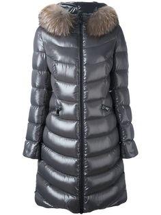 MONCLER 'Aphia' Padded Coat. #moncler #cloth #coat