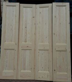 Another beautiful bifold door set, currently available in the Regency Antiques Showroom. Regency Antiques specialise in the reclaimed Victorian doors and reclaimed Edwardian doors, restored Victorian and Edwardian antique doors, stained glass windows and period furniture