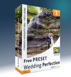 Free Lightroom Preset: Wedding Perfection