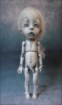 Dark Alley Ball Jointed Art Doll