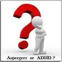 My Aspergers Child: What Is The Difference Between Aspergers and ADHD?http://www.myaspergerschild.com/2010/12/what-is-difference-between-aspergers.html