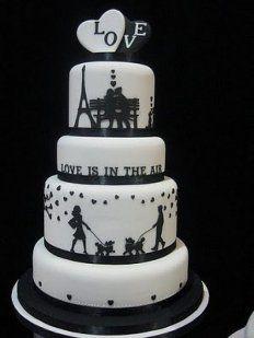 4 tartas de bodas originales | Preparar tu boda es facilisimo.com