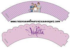 Violetta: imprimibles gratuitos.