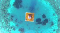 Undersea Hotel - Manta-Resort-Tanzania