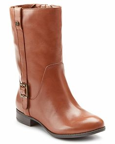 "Some of you have to get in on this: Isaac Mizrahi ""Adam"" Leather Boot"