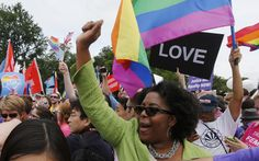 Celebratory And Emotional Photos From The Supreme Court After Pro-Marriage Equality Ruling