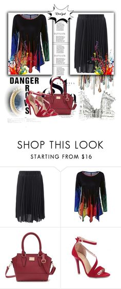 """""""Rosegal 59."""" by qara-c ❤ liked on Polyvore"""