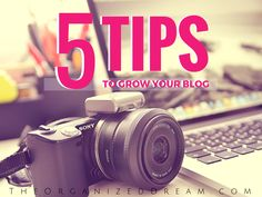 Great tips for blogging. Simple and basic.