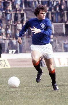 Derek Johnstone Rangers 1978
