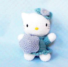 Modèle de poupée Amigurumi jouet souhaitant étoile par TGLDdoll
