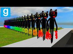 RAINBOW CARTOON CAT ARMY VS TOWERS! - Garry's mod Sandbox - YouTube Rainbow Cartoon, Sandbox, Discord, Towers, Army, Cats, Youtube, Litter Box, Gi Joe