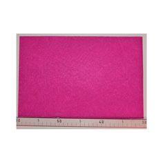 Filzplatte 1,5 mm pink von stoffe-tippel auf DaWanda.com