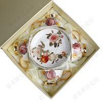 Avançado xícara de café caneca de café de vidro copo decoração de