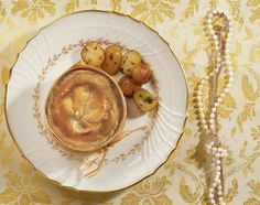 Vacherin Mont d'Or mit Kräuterkartoffeln - Rezeptdatenbank - Swissmilk