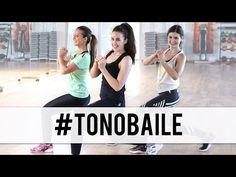 Rutina de tonobaile | Ejercicios bailando | Tonobaile 11 - YouTube