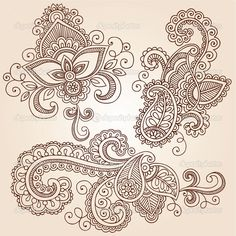 More filigree designs