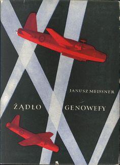"""""""Żądło Genowefy"""" Janusz Meissner Cover by Janusz Grabiański (Grabianski)"""
