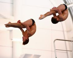 Tom Daley and Daniel Goodfellow Win Gold Medals at National Diving Cup!