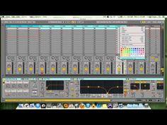 Ableton Tips & Tricks Creating Templates Computer Music, Audio Music, Music Software, Ableton Live, Good Tutorials, Music Production, Recording Studio, Studios, Templates
