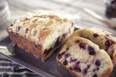 Lemon Blueberry Bread - Trisha Yearwood Food Network