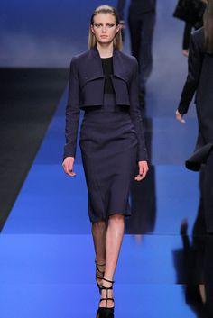 Elie Saab Fall 2013 Ready-to-Wear Fashion Show - Sigrid Agren (Elite)