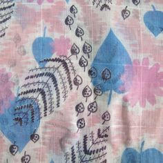 1920s Dress Cotton in Pink - A Piece of Cloth Vintage Fabric Merchants