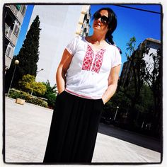 Blusa de estilo Boho www.eliguerrero.com