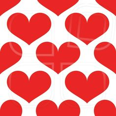 Simple pattern with red hearts easy to combined.Simple seamless pattern with hearts for greeting cards, prints, decorations, etc. Simple Pattern, Red Hearts, Greeting Cards, Spaces, Blog, Prints, Decor, Decoration, Blogging