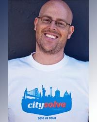 CitySolve's fearless founder