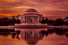 Jefferson Memorial by Sammie Jones on 500px