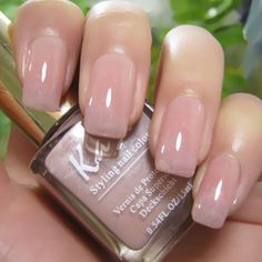 Best Light Pink Nail Polish - Cute Nails for Women