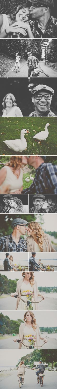 The red balloon photography | Seattle couples photographer 1