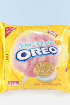 We Tasted The New Cotton Candy Oreos So You Don't Have To