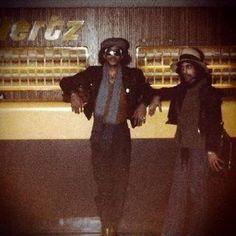 Andre Cymone & Prince