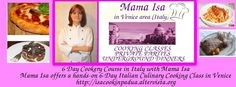 Cooking Classes in Italy Venice: 6 Day Cookery Course #travel #italy #xmas
