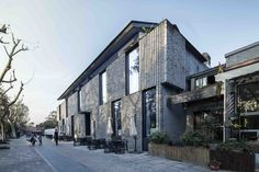 Gallery of Seclusive Jiangnan Boutique Hotel / gad - 1  ~ Great pin! For Oahu architectural design visit http://ownerbuiltdesign.com