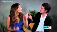 Just in case you haven't gotten tired of me posting Jennifer Lawrence videos...here's another one, now with Josh Hutcherson!  -Funny moments with Jennifer Lawrence & Josh Hutcherson, via YouTube.