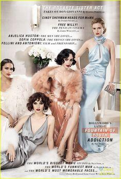 Vanity Fair Hollywood 2012 Issue